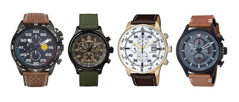 les meilleures montres aviateur pour homme