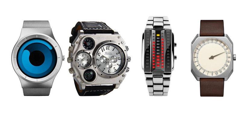 les meilleures montres originales pour homme