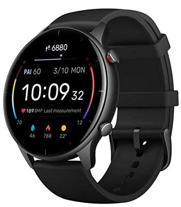 montre amazfit mixte GTR2 connectee et compatible tout type de telephone portable smartwatch unisexe avec GPS et trackeur dactivite