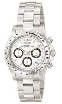 Invicta Speedway 9211 montre chronographe pour femme et pour homme