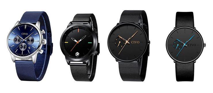 les meilleures montres Civo pour homme 1