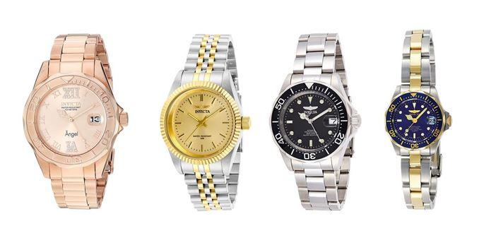 les meilleures montres Invicta pour femme