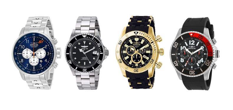 les meilleures montres Invicta pour homme