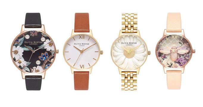 les meilleures montres Olivia Burton pour femme