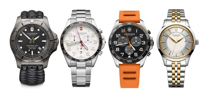 les meilleures montres Victorinox pour homme