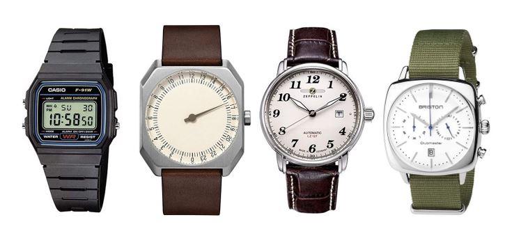 les meilleures montres Vintage pour homme