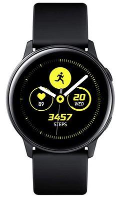 Samsung Galaxy Watch active noire pure montre connectee intelligente pour android