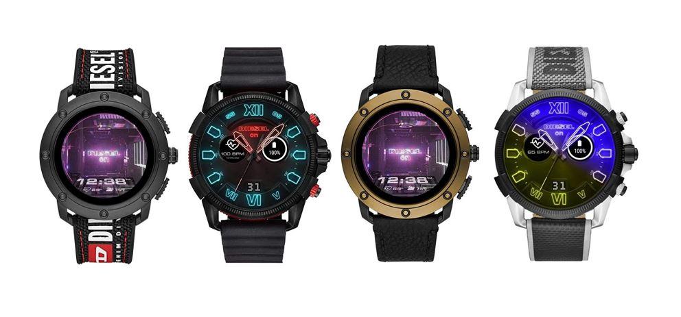 les meilleures montres connectees Diesel pour homme