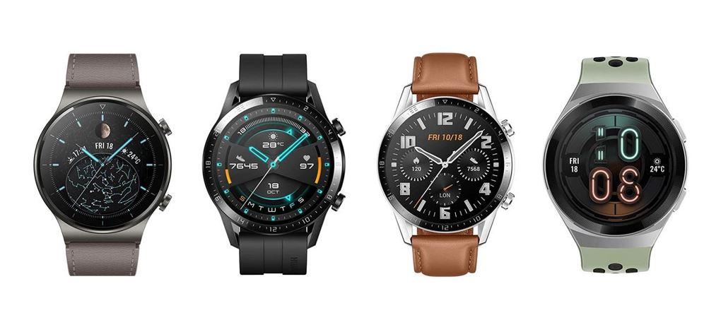 les meilleures montres connectees Huawei