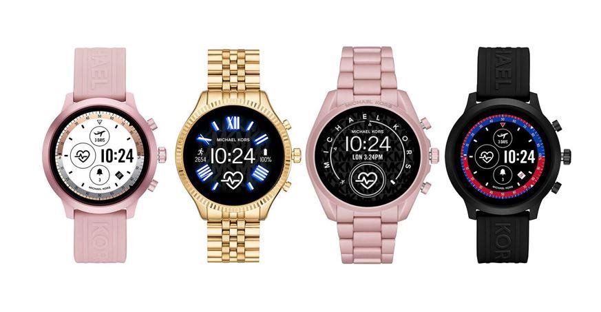 les meilleures montres connectees Michael Kors pour femme