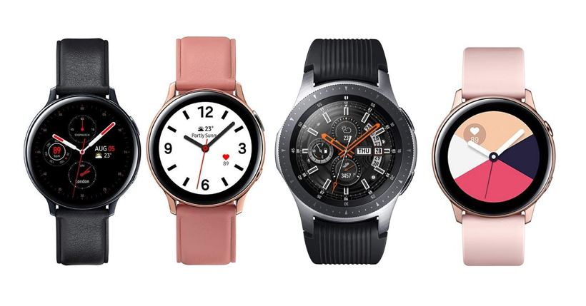 les meilleures montres connectees Samsung Galaxy Watch