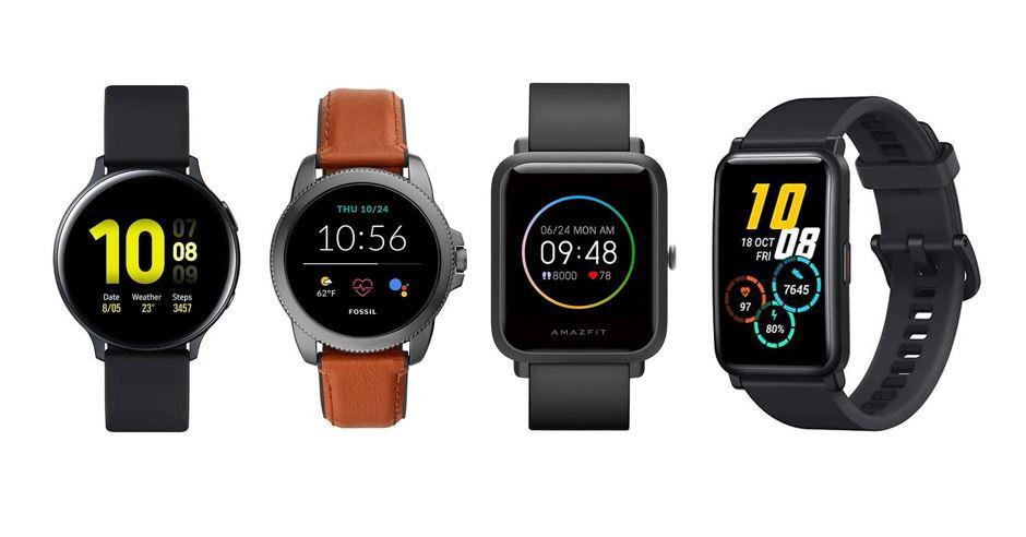 les meilleures montres connectees pas cher pour homme