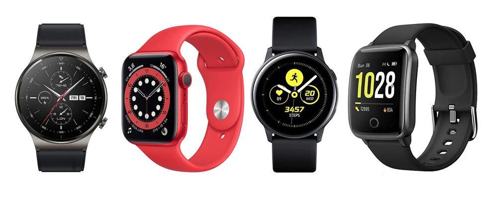 les meilleures montres connectees pour homme