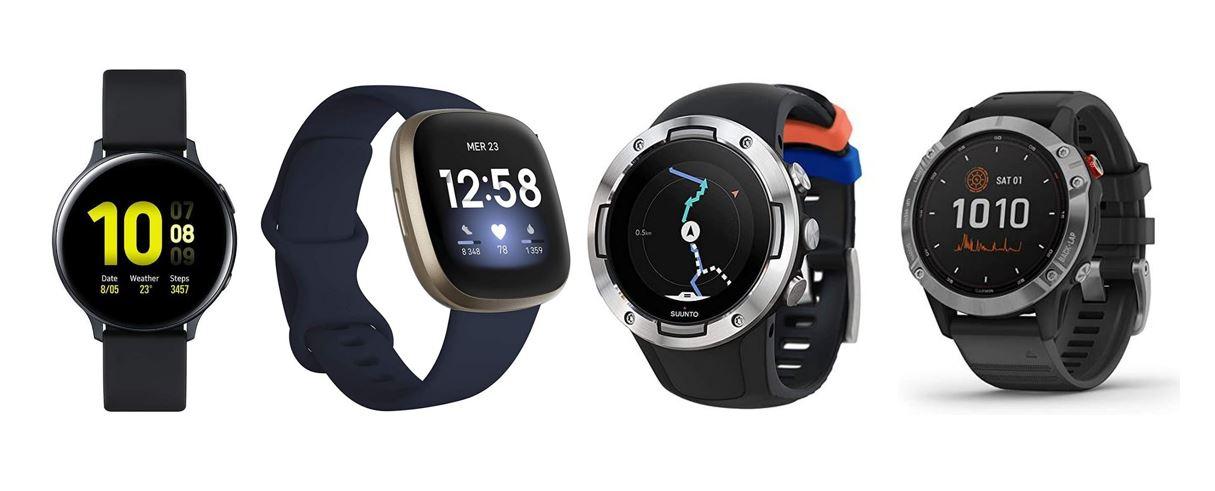 les meilleures montres de sport connectees pour homme