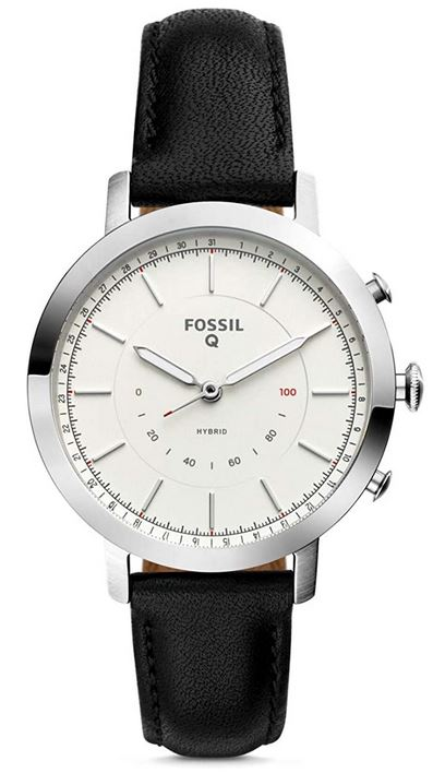 montre Fossil Q FTW5008 pour homme avec tracker de sommeil controle de musique et podometre