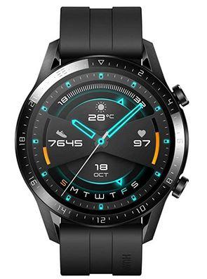 montre Huawei Watch GT 2 en 46mm avec 15 modes de sport suivi du rythme cardiaque et de nombreuses autres fonctionnalites smartwatch pour telephone android