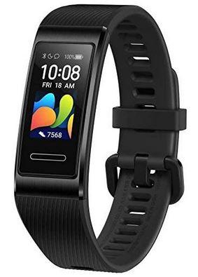 montre bracelet connecte de sport Band 4 Pro noir de la marque Huawei