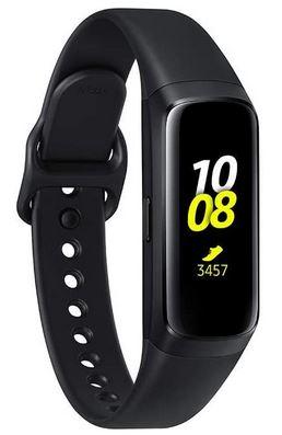 montre bracelet connecte noir de la marque Samsung modele unisex Galaxy Fit R370