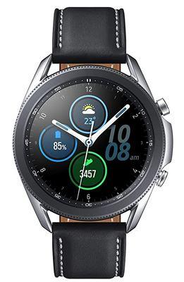 montre connectee Samsung Galaxy Watch 3 r840 avec cadran de 45mm fonctionnalites bluetooth GPS tracker dactivite et de sommeil mode sport notifications intelligentes