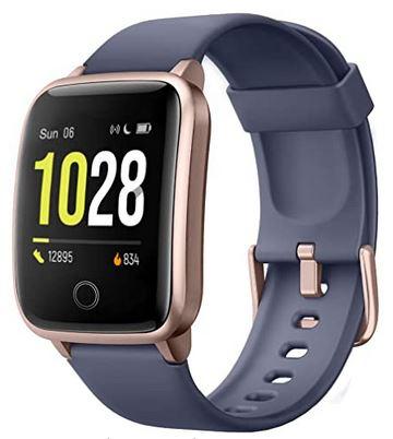 montre connectee pour android de la marque Willful avec 11 modes de sports podometre bluetooth et GPS